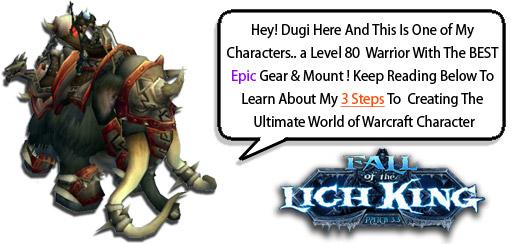 Dugis Ultimate WOW Guide