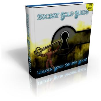secret gold guide book